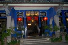 Blue Mansion