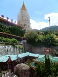 Kek Lok Si - a Buddhist temple