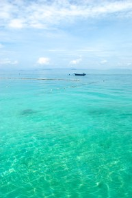 Perhentian Islands and pristine water