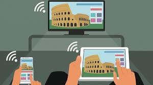 تحميل تطبيق Screen Mirroring افضل برنامج عرض شاشة الهاتف على التلفاز