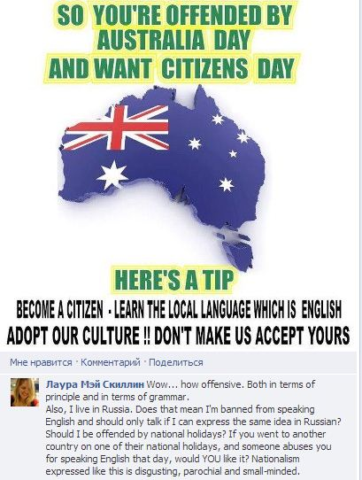 Australian racism