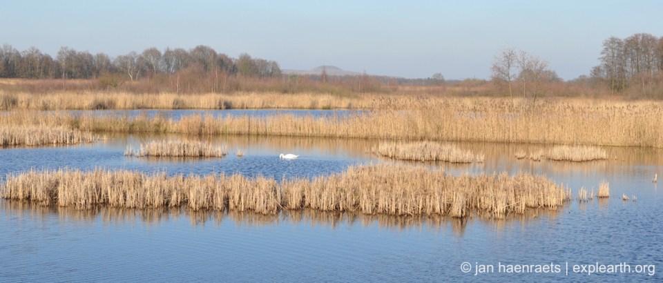 Genk, Belgium: De Maten, nature reserve