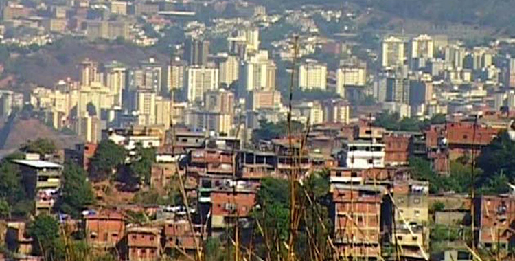 Caracas, Venezuela: The Informal City