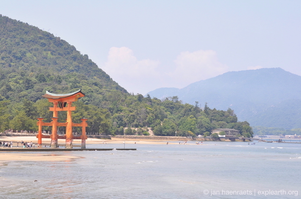 The Sea and the Mountain in a Sacred Dance: Itsukushima and Mount Misen, Japan
