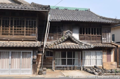 The old geisha house (Photo: Jan Haenraets)