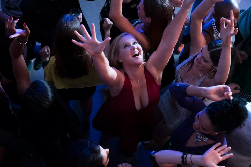 Amy Schumer stars as Renee in I FEEL PRETTY
