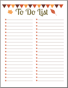 to do list helps you to manage time effectively