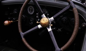 use your steering wheel to save money