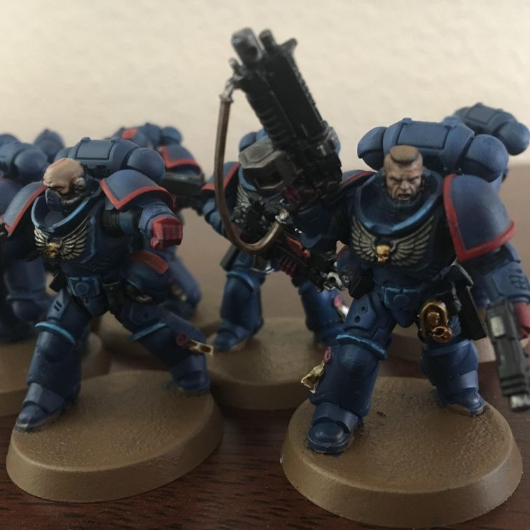 CRIMSON FISTS INTERCESSORS 2
