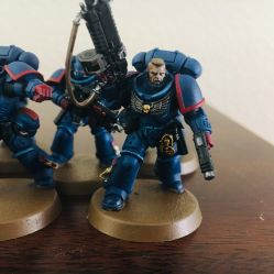 CRIMSON FISTS INTERCESSORS 4