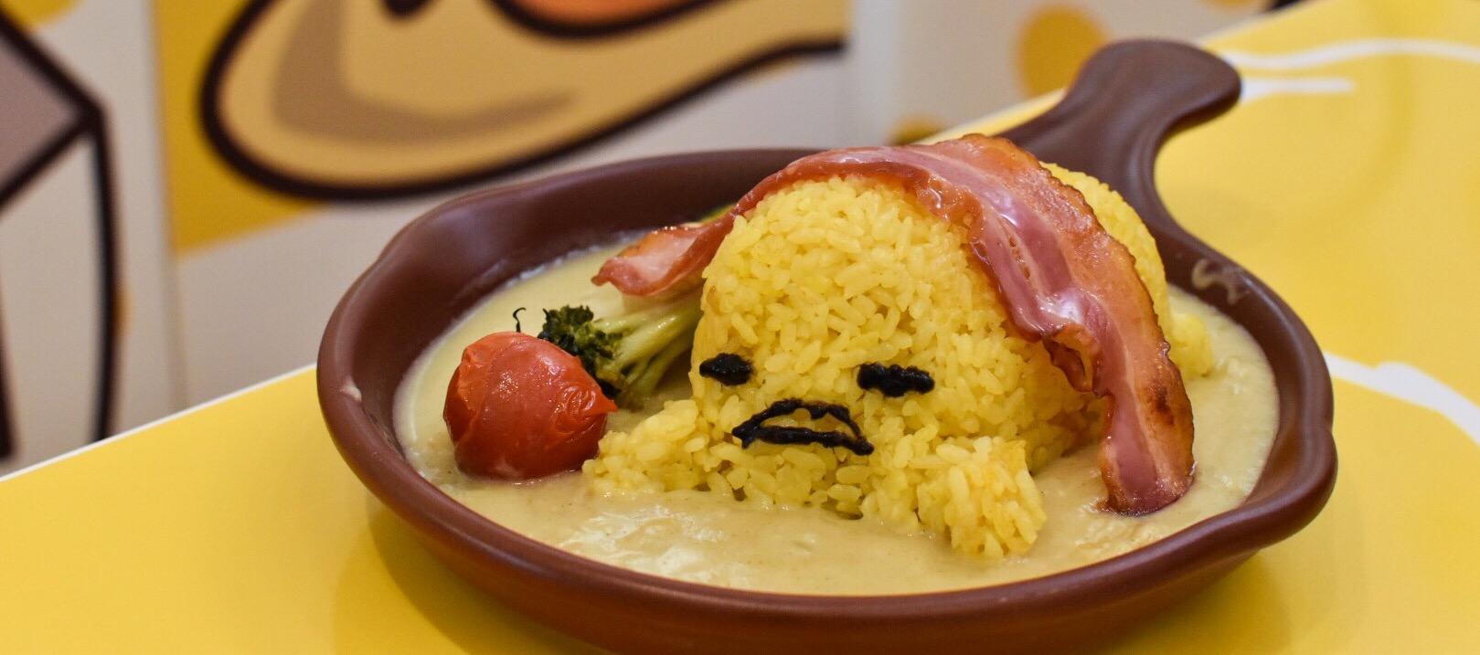 Whole pudding Turn Gudetama eggs japan