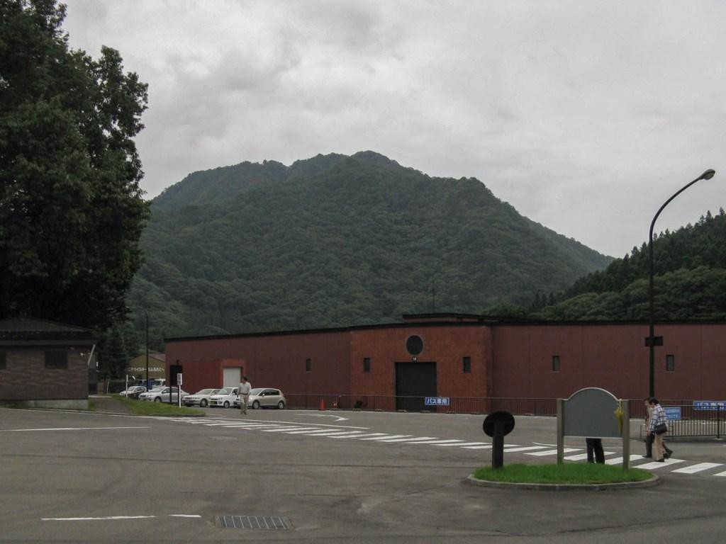 Nikka's Miyagikyo Distillery in Sendai