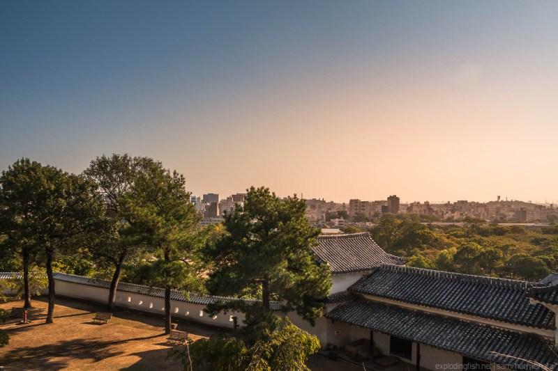 Sunset at Himeji - preset brushes