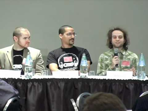 WFUD 2011 Panel: Remix in the Gaming Community