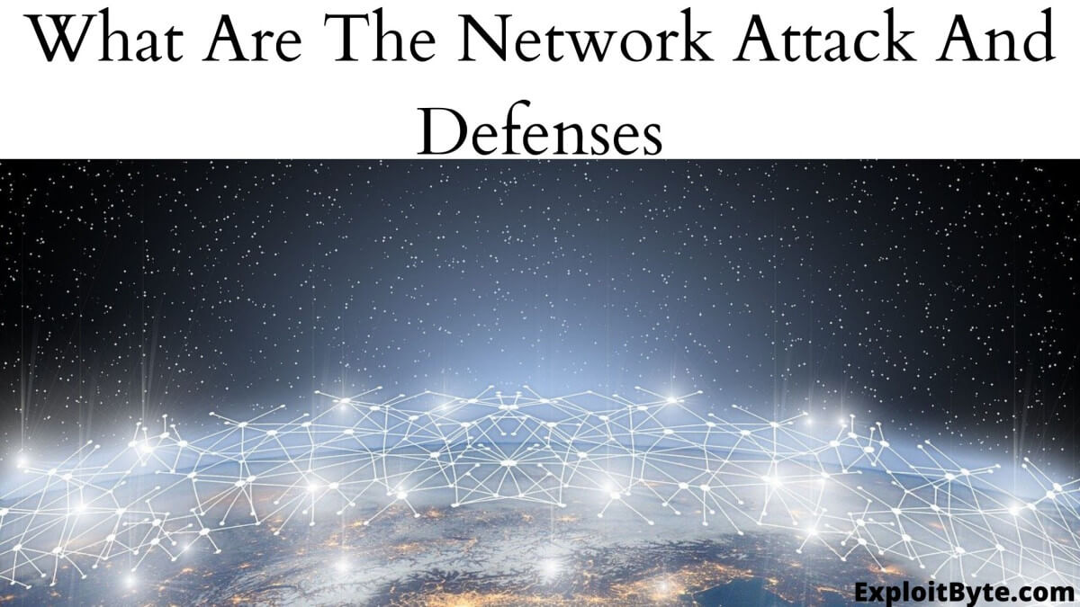 What Are The Network Attack And Defense