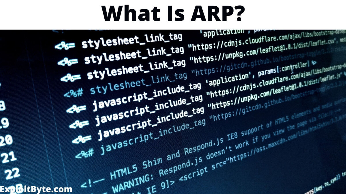What is ARP?