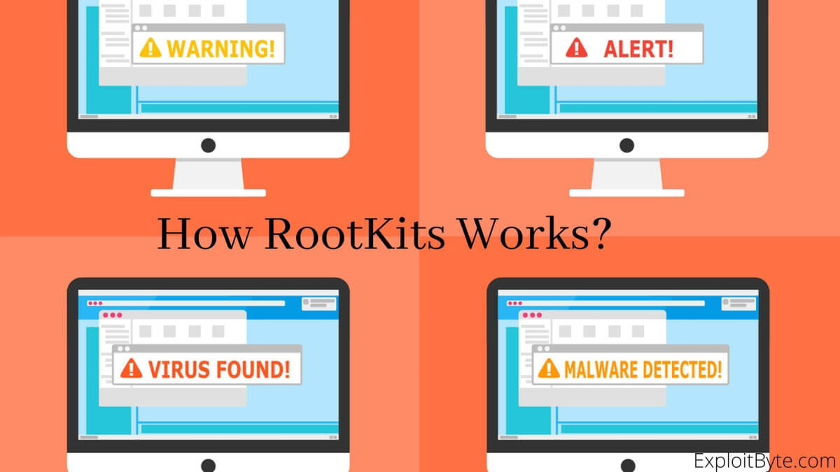 How Rootkits Works?