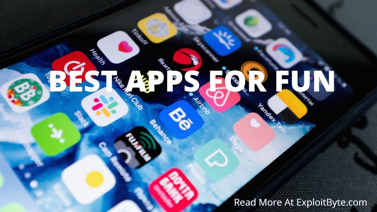 Best Android Apps For Fun