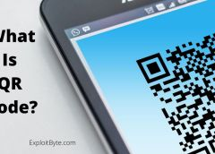 What is QR Code and How to Scan With QR Code?