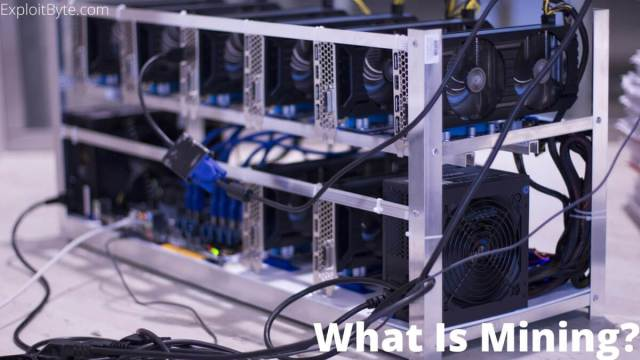 What Is Mining?