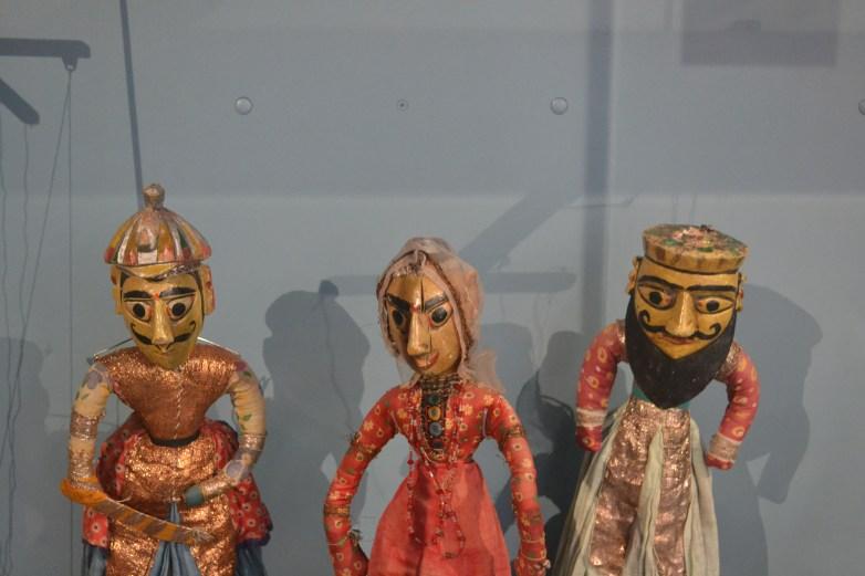 Oriental Puppets