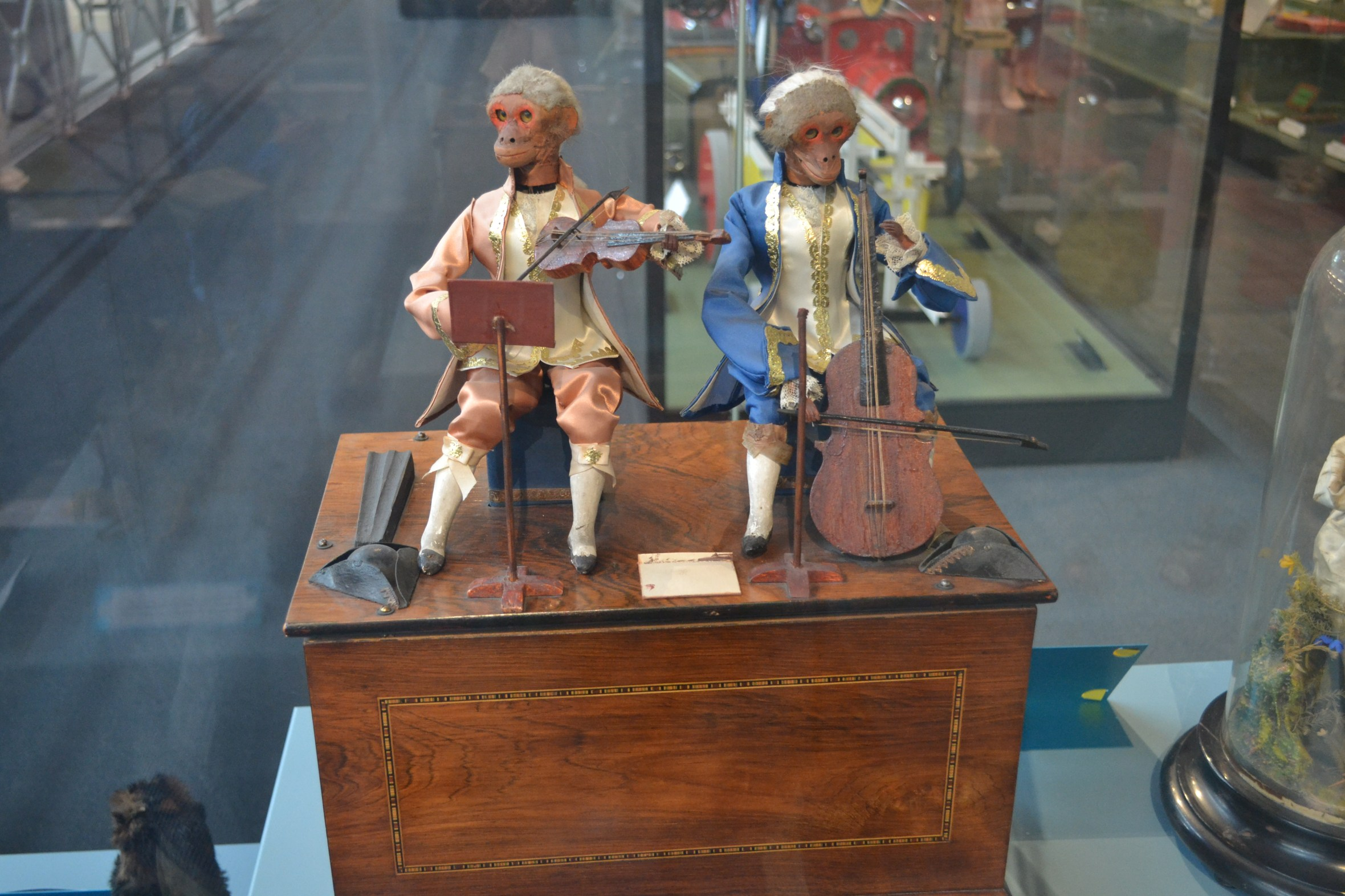 Simian Music Box