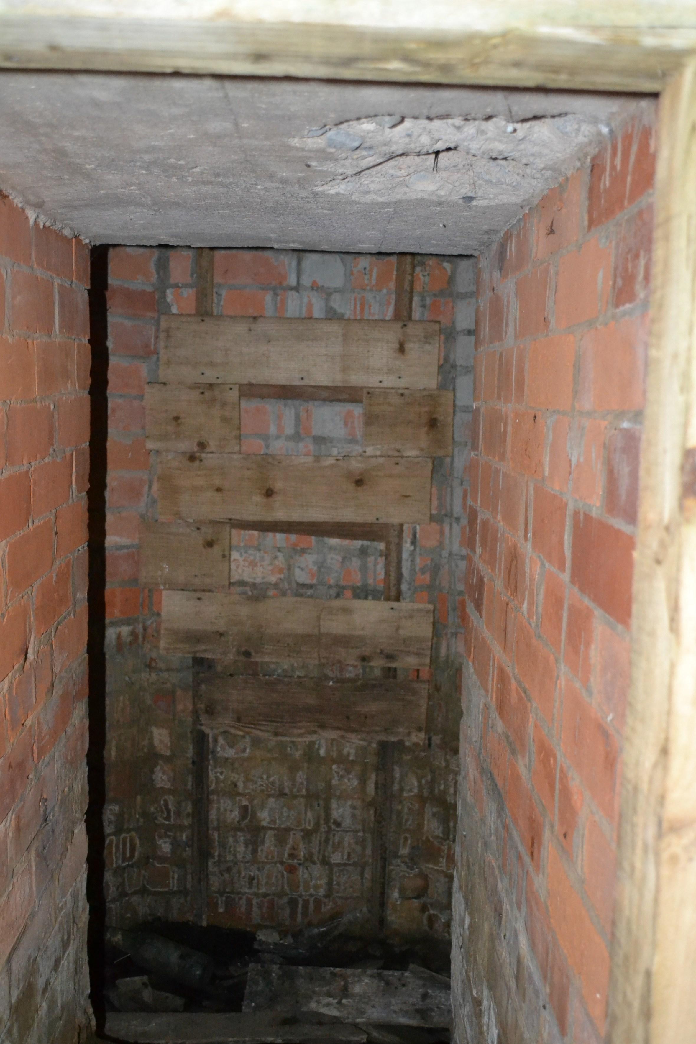 FW3/24 Pillbox entrance
