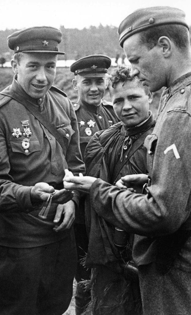 Soviet Finns armistice