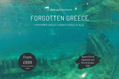 Forgotten Greece
