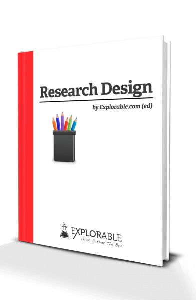 Research Designs How To Construct An Experiment Or Study