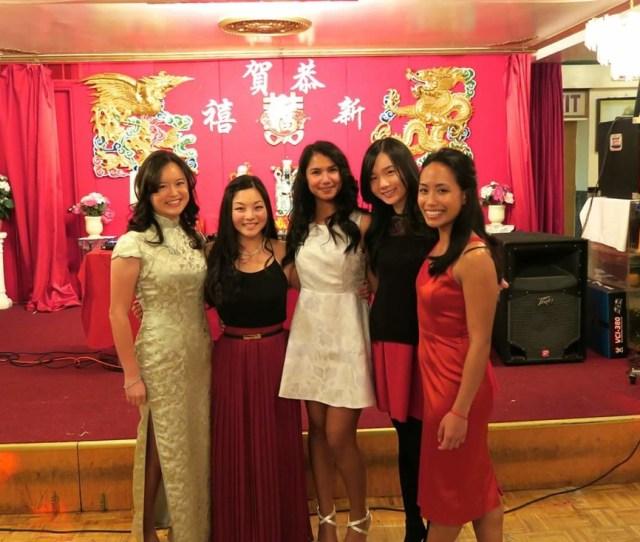 Redwhite Whartons Chinese New Year Party