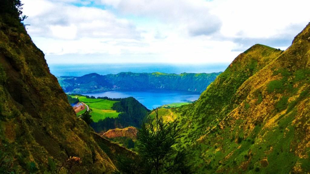 Lagoa S. Miguel Açores
