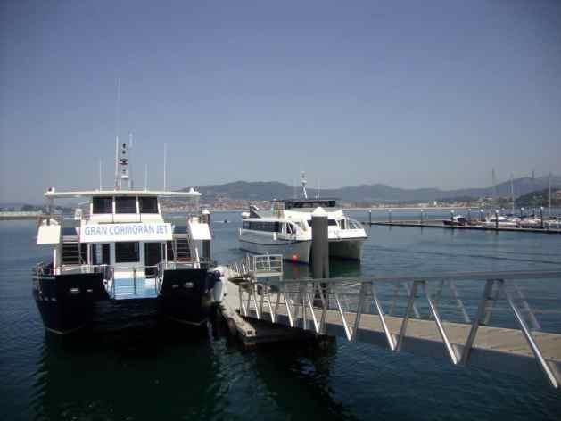 ferry ilhas cíes
