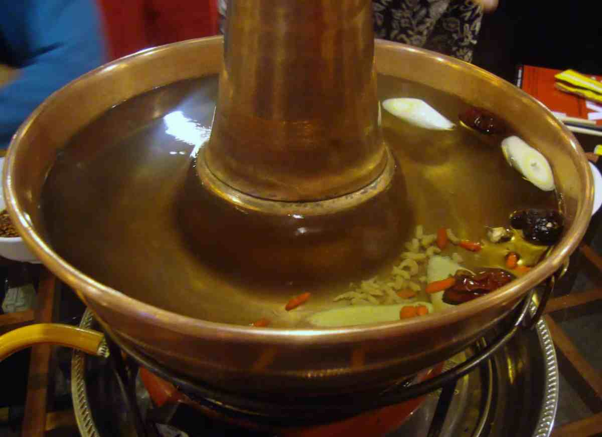 Hot pot, Pequim