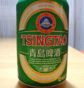 Cerveja Tsingtao China