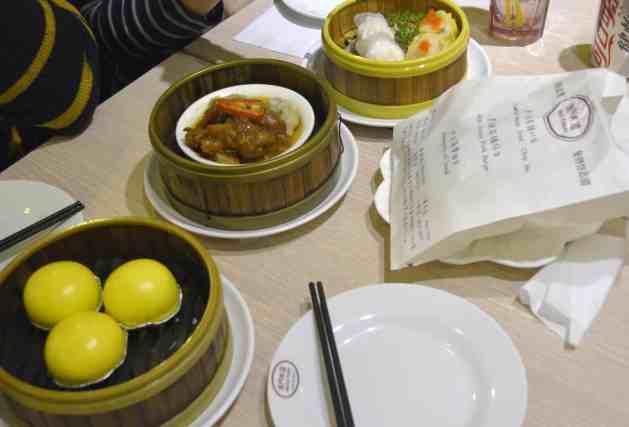 Comida de Macau