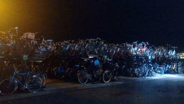 Bicicletas, Amesterdão