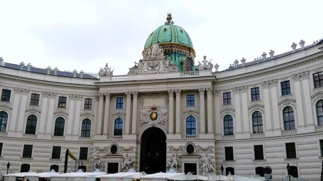 Viena Palácio de Hofburg