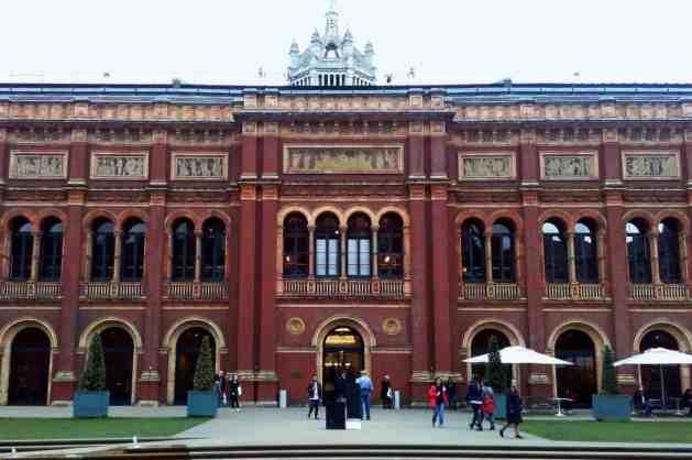Victoria&Albert Museum, Londres