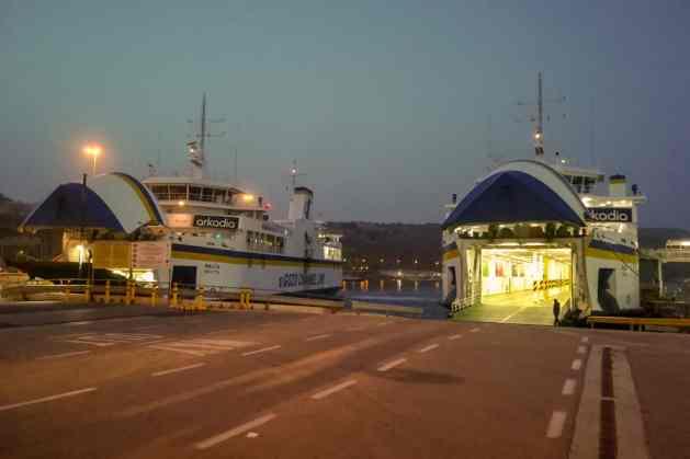 ferry gozo
