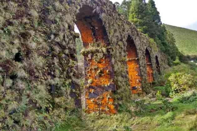 Aqueduto do Carvão S. Miguel