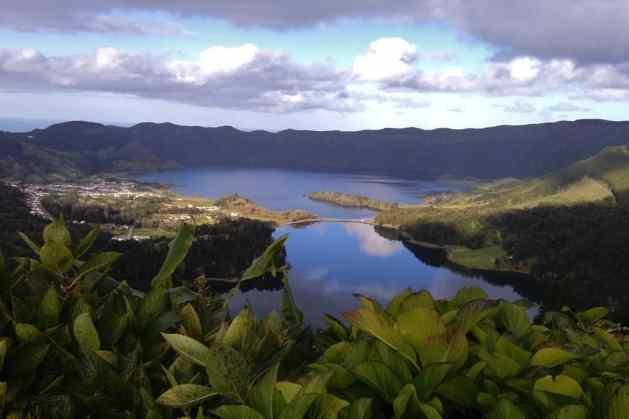 Vista do Rei Lagoa Sete Cidades