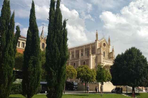 Igreja em Madrid