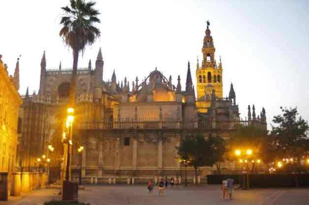 Catedral de Sevilha, Espanha