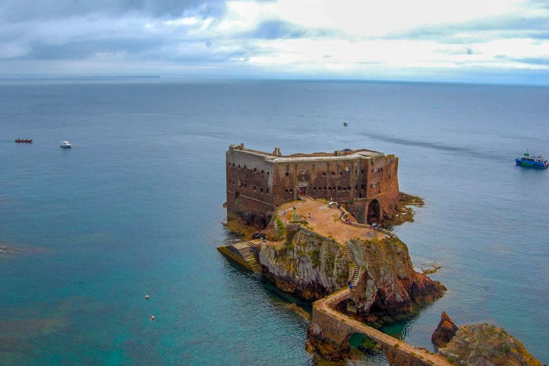 Forte de S. João Baptista, nas Berlengas