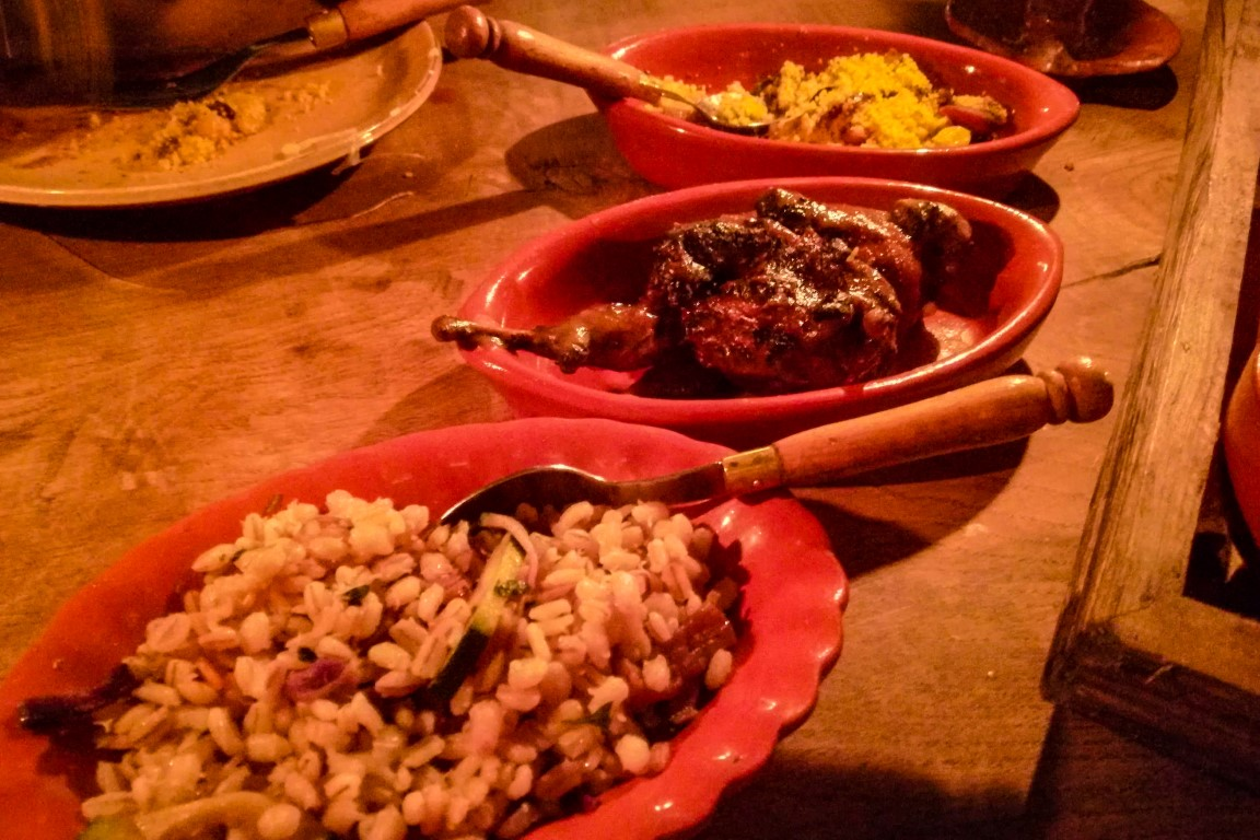 Gastronomia Tomar - Restaurante Taberna Antiqua - Banquete Real