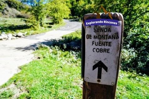 explorando rincones senda cobre cueva cobre montaña palentina (6)