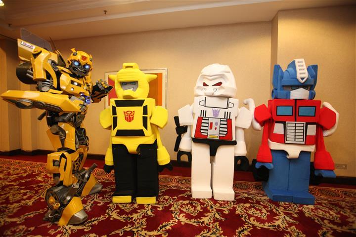 watak-wtak transformers