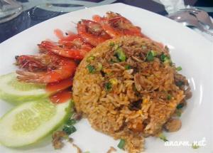 gambar nasi goreng udang
