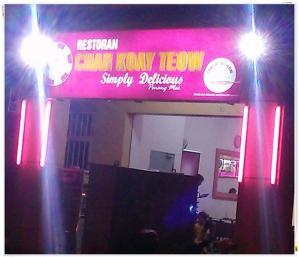 restoren char koay teow the strand kota damansara